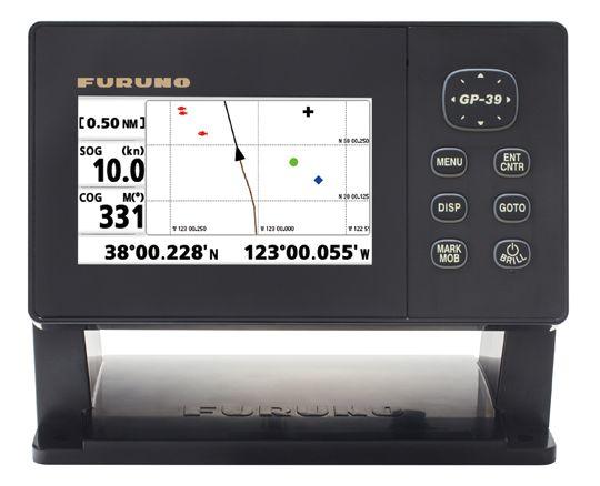 Furuno GP39, le GPS avec écran couleur