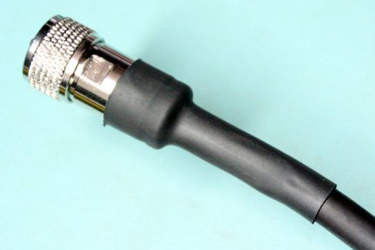 Câbler une prise d'antenne VHF