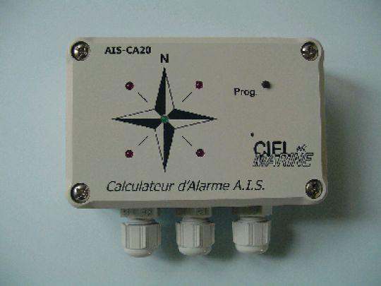 Mer et Marine Calculateur d'alarme AIS CA20