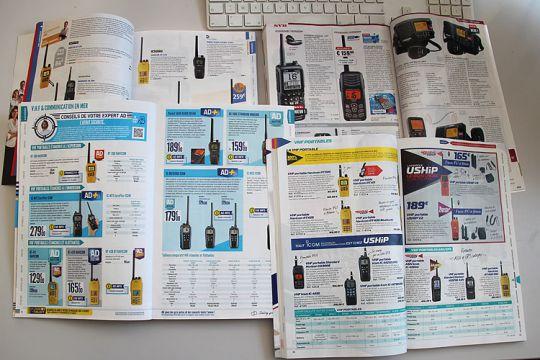 Catalogue d'accastillage