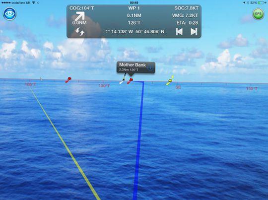Navlink de Digital Yacht