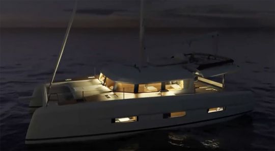 Dufour Catamarans 48
