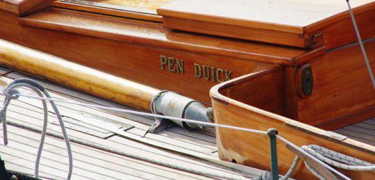 Eric Tabarly disparait sur Pen Duick