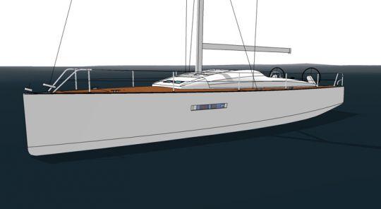 Windpearl Yachts Ponza 35
