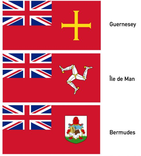 Le saviez-vous : quel pavillon battre sur un bateau britannique ?