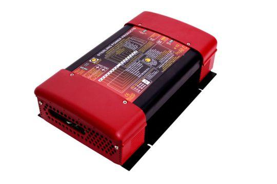 Alternateur et charge des batteries