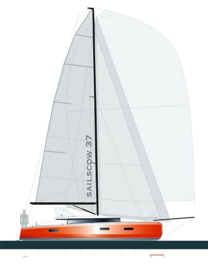 Sail SCOW 37