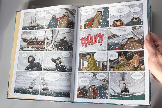 L'Aigle des Mers tome 2