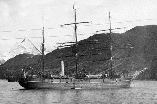 Shackleton Endurance