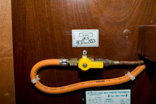 Réglementation du gaz