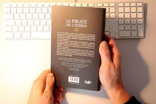 Le Pirate de l'Indien Fabien Clauw