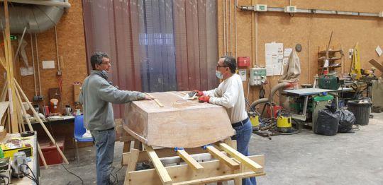 Stage de construction amateur