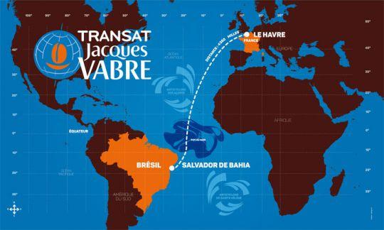 Transat Jacques Vabre 2019