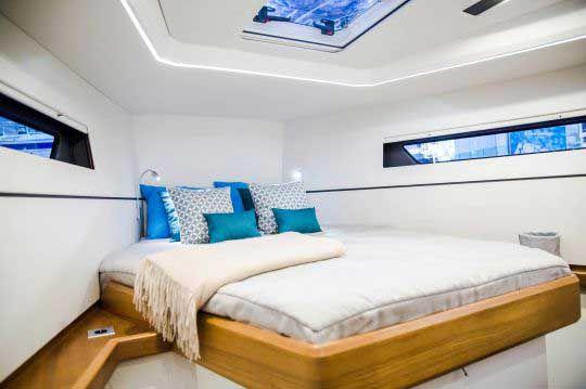 Bedding Boat