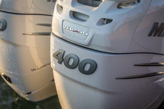 Mercury 400 Verado