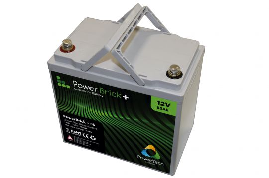 Batterie Power Tech