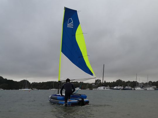 Le Tribord 5s Deriveur Gonflable Decathlon L Avis Des Utilisateurs