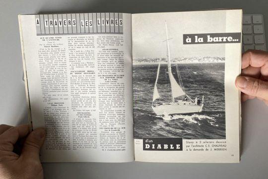 Revue Bateaux février 1960