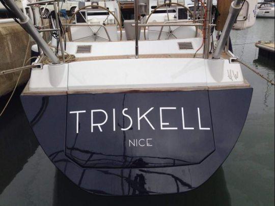 Triskell, un Wauquiez PS60