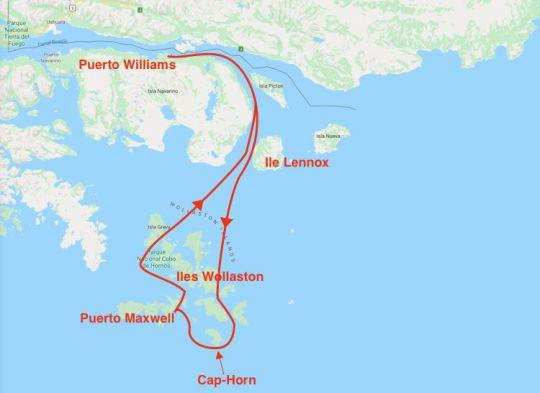 Passage du Cap-Horn