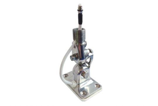 Le câble Glomeasy se connecte directement dans l'antenne pour assurer une parfaite étanchéité.