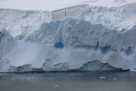 Iceberg de l'Antarctique.