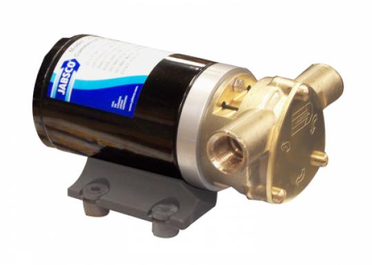 Pompe de cale à turbine déportée