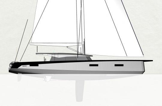 Les plans de l'Ovni 650