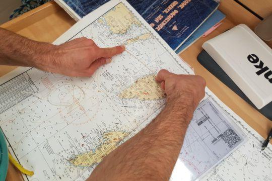 Pensez à bien vérifier les distances et les conditions météo