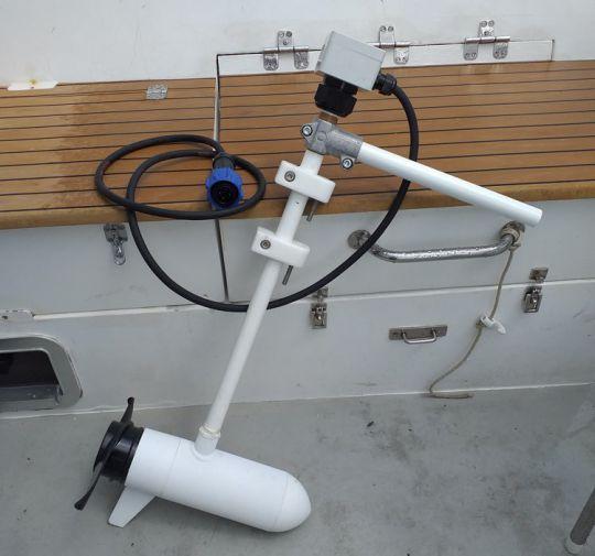 Les moteurs électriques sont démontés en navigation