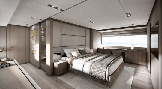 La cabine propriétaire en version classique