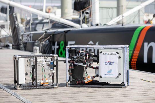 Les capteurs pour étudier les océans