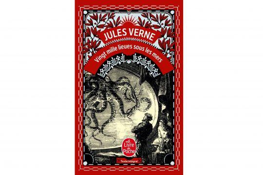 20000 lieus sous les mers, de Jules Vernes