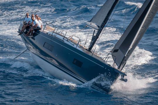 Rappel sur le First Yacht 53