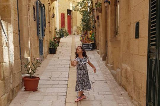 Visite de la vieille ville