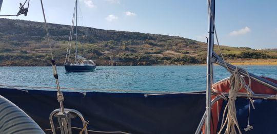 Ramla sur l'île de Gozo