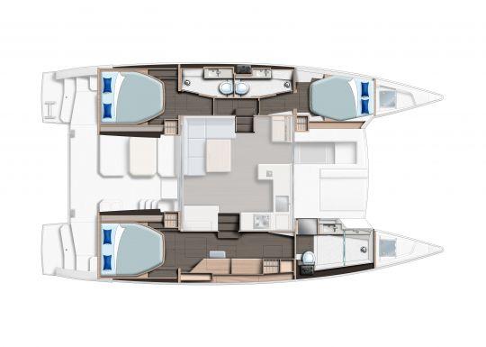 Version cabine propriétaire