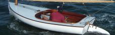 Nantuket Cat-boat
