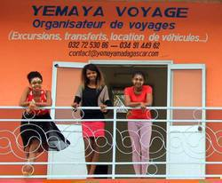Agence de voyage-Yemaya Voyage. Nosy Be. Ta