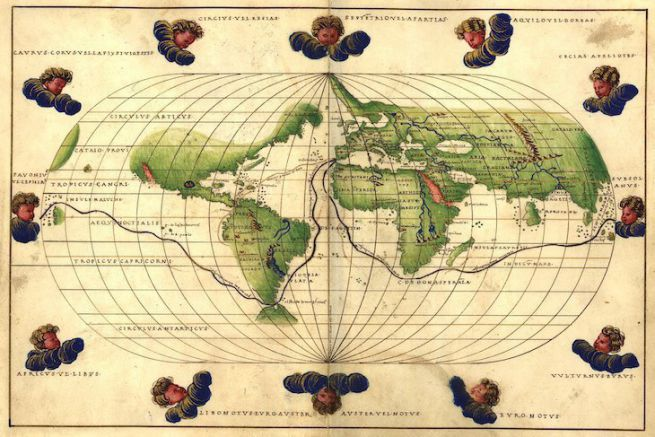 """Résultat de recherche d'images pour """"cartes de l'amérique du nord du temps de magellan"""""""