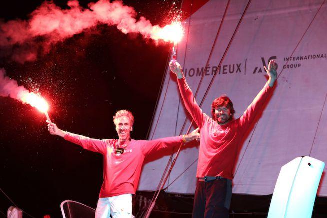 Gilles Lamiré et Antoine Carpentier
