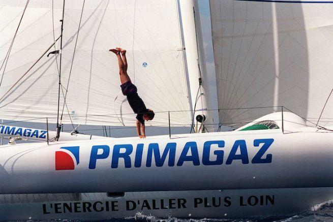 Laurent Bourgnon sur Primagaz