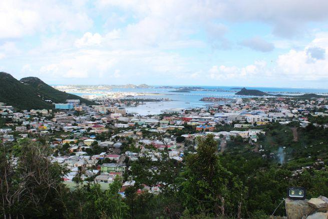 L'île de Saint-Martin