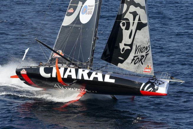 L'IMOCA Charal