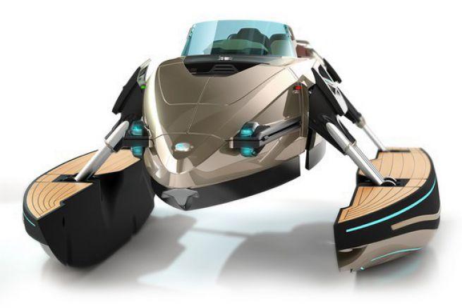 bateau du futur