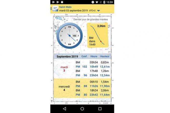 Calendrier Des Marees La Rochelle 2020.Maree Info Desormais Disponible Sur Android