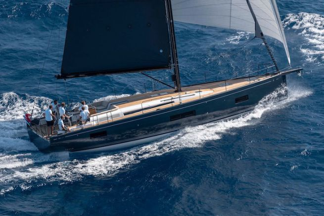 First Yacht 53 de Bénéteau