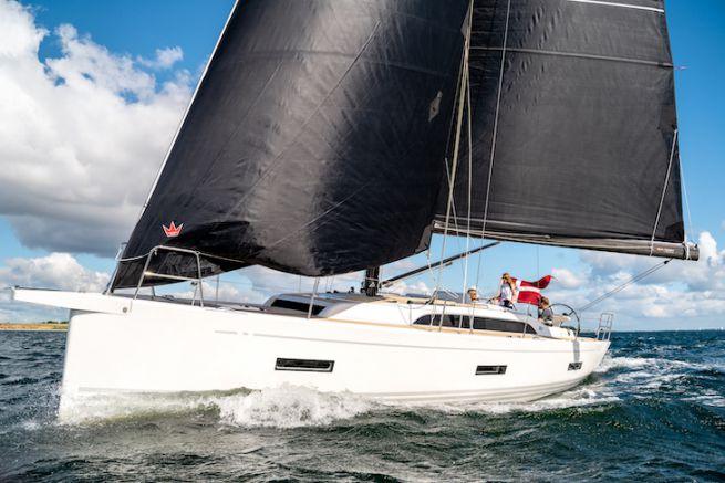 Le X4.0 de X-Yachts