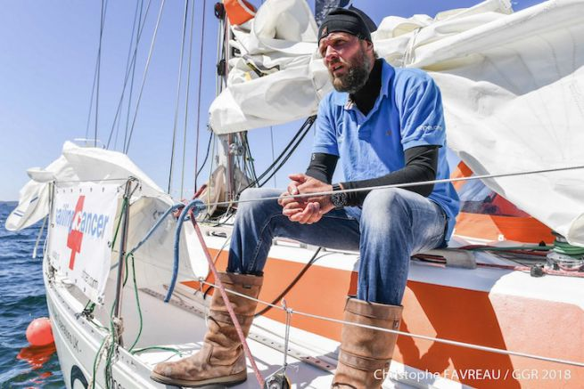 Mark Slats, 2e de la Golden Globe Race