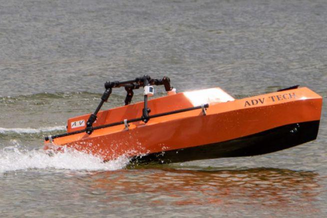 Le rotor biomimétique mis au point par ADV Tech promet un rendement bien supérieur aux hélices classiques.